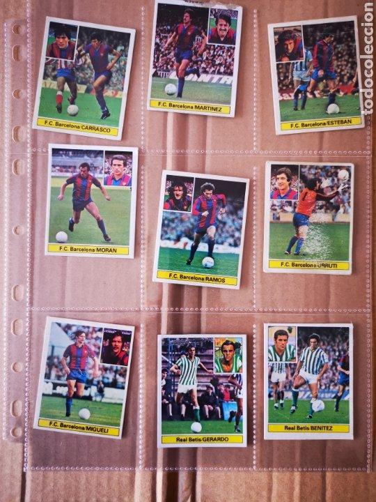 Álbum de fútbol completo: Album completo 81/82 1981/82 con 396 cromos.Leer descripción. - Foto 37 - 191797202