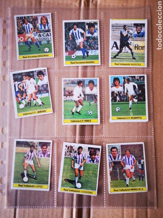 Álbum de fútbol completo: Album completo 81/82 1981/82 con 396 cromos.Leer descripción. - Foto 39 - 191797202