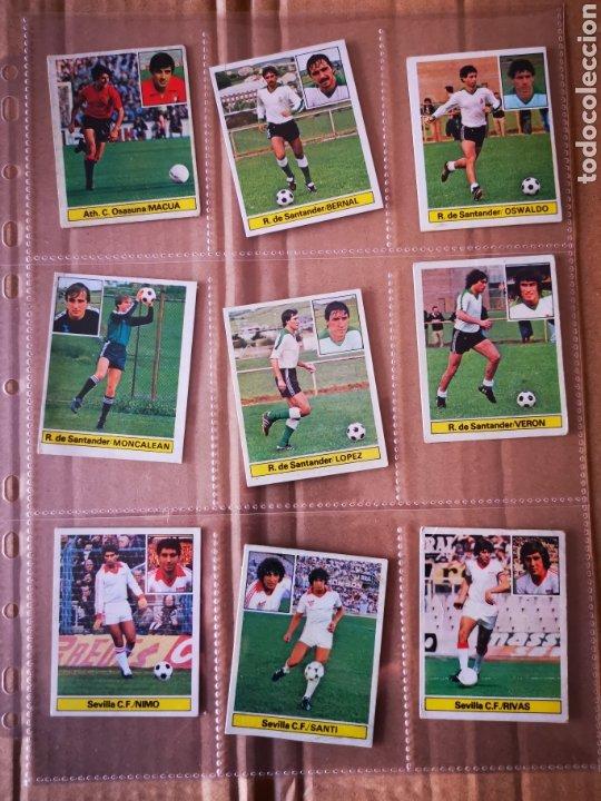 Álbum de fútbol completo: Album completo 81/82 1981/82 con 396 cromos.Leer descripción. - Foto 41 - 191797202