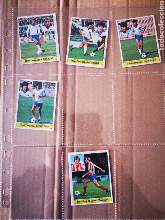 Álbum de fútbol completo: Album completo 81/82 1981/82 con 396 cromos.Leer descripción. - Foto 43 - 191797202