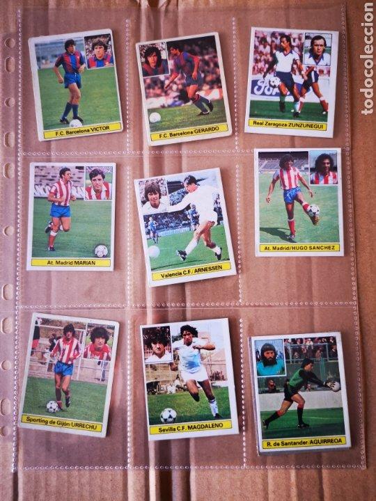 Álbum de fútbol completo: Album completo 81/82 1981/82 con 396 cromos.Leer descripción. - Foto 45 - 191797202