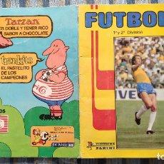 Álbum de fútbol completo: ALBUM DE CROMOS FUTBOL 83 (COMPLETO) (PANINI 1983). Lote 192820770