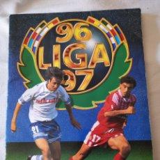 Álbum de fútbol completo: ÁLBUM 96/97 1996/97 COMPLETO CON 540 CROMOS LEER DESCRIPCIÓN. Lote 193052470