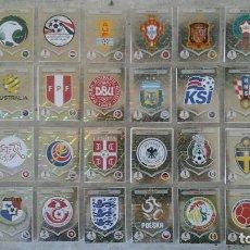 Caderneta de futebol completa: CROMOS PARA PEGAR MUNDIAL RUSIA 2018. PANINI. NUEVO. COLECCIÓN COMPLETA.. Lote 193659925