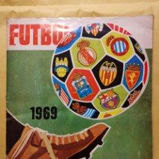 Álbum de fútbol completo: ÁLBUM RUIZ ROMERO 1969 COMPLETO. Lote 193957346
