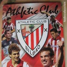 Álbum de fútbol completo: ATHLETIC CLUB 2010/11. Lote 193958038