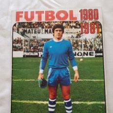 Álbum de fútbol completo: ÁLBUM FHER 1980/81 COMPLETO. Lote 193986910