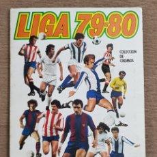 Álbum de fútbol completo: ESTE 1979-1980 ALBUM COMPLETO TODO LO EDITADO 338 CROMOS INCLUIDO SIMONSSEN BUEN ESTADO. Lote 194105891