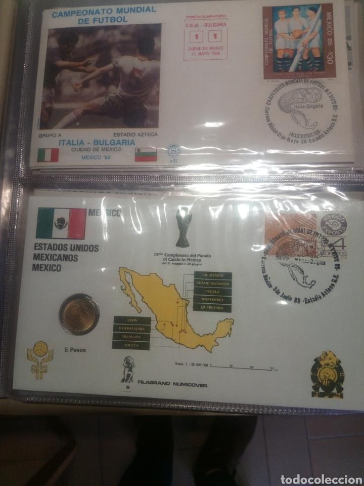 Álbum de fútbol completo: Campeonato Mundial México 1986 - Foto 3 - 194121236