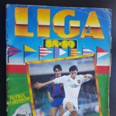 Álbum de fútbol completo: ÁLBUM CROMOS ESTE LIGA 88-89 COMPLETO ORIGINAL 1988-1989. Lote 194153005