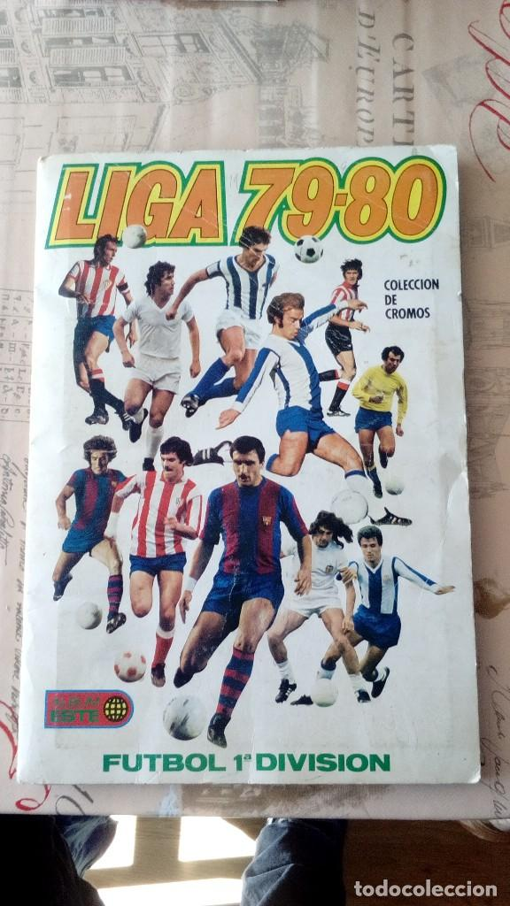ALBUM DE FUTBOL IGA 79/80 COM PLETO CON 21 DOBLES (Coleccionismo Deportivo - Álbumes y Cromos de Deportes - Álbumes de Fútbol Completos)