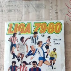 Álbum de fútbol completo: ALBUM DE FUTBOL IGA 79/80 COM PLETO CON 21 DOBLES. Lote 194185291
