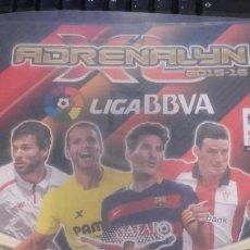Álbum de fútbol completo: ALBUM FICHERO DE ADRENALYN 2015-2016. Lote 194366580