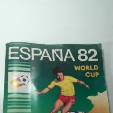 Álbum de fútbol completo: ALBUM CROMOS FIGURINE PANINI, ESPAÑA 82 WORLD CUP. COMPLETO, (PANINI, 1982).. Lote 194532881