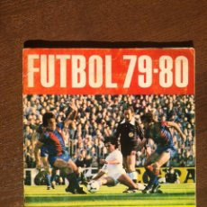 Álbum de fútbol completo: ALBUM FUTBOL LIGA CROMO CROM 79-80 COMPLETO 1979-1980. Lote 194621092