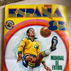 Álbum de fútbol completo: FHER ALBUM COMPLETO MUNDIAL ESPAÑA 82. Lote 194733277