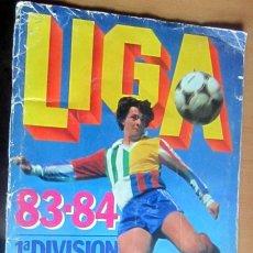 Álbum de fútbol completo: ALBUM LIGA 83-84 CON 340 CROMOS EN MUY BUEN ESTADO. Lote 194748090