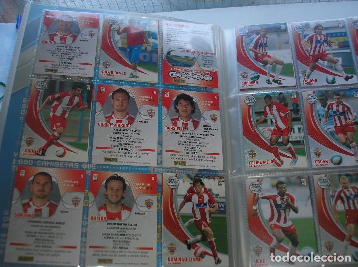 Álbum de fútbol completo: MEGACRACKS 2007- 2008 ALBUM COMPLETO (...MENOS 2 FICHAS INDICES) 07 08 - Foto 3 - 194862988