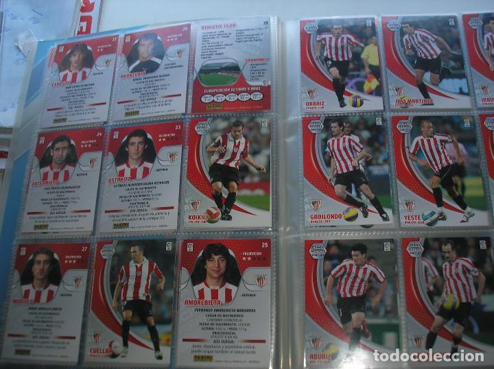 Álbum de fútbol completo: MEGACRACKS 2007- 2008 ALBUM COMPLETO (...MENOS 2 FICHAS INDICES) 07 08 - Foto 4 - 194862988