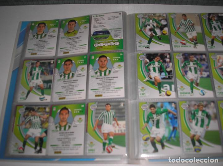 Álbum de fútbol completo: MEGACRACKS 2007- 2008 ALBUM COMPLETO (...MENOS 2 FICHAS INDICES) 07 08 - Foto 6 - 194862988
