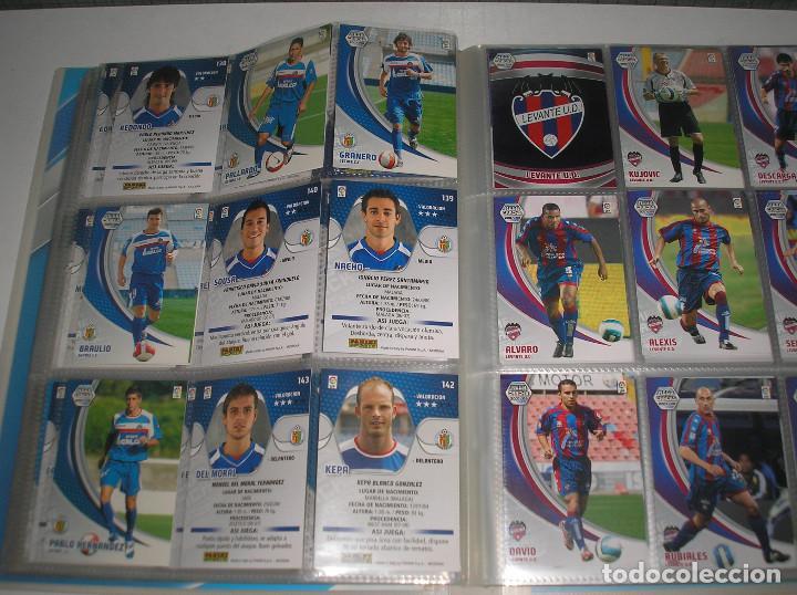 Álbum de fútbol completo: MEGACRACKS 2007- 2008 ALBUM COMPLETO (...MENOS 2 FICHAS INDICES) 07 08 - Foto 8 - 194862988