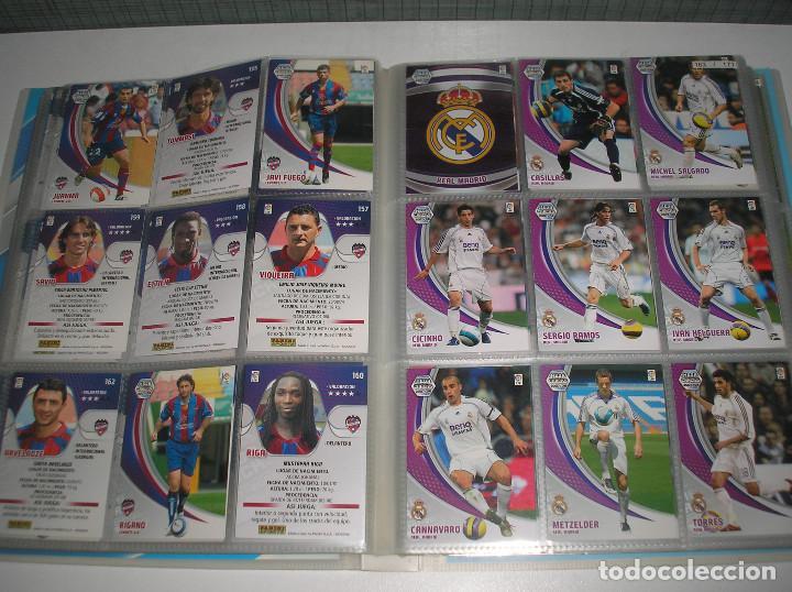 Álbum de fútbol completo: MEGACRACKS 2007- 2008 ALBUM COMPLETO (...MENOS 2 FICHAS INDICES) 07 08 - Foto 9 - 194862988