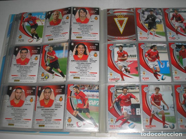 Álbum de fútbol completo: MEGACRACKS 2007- 2008 ALBUM COMPLETO (...MENOS 2 FICHAS INDICES) 07 08 - Foto 11 - 194862988