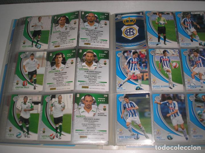 Álbum de fútbol completo: MEGACRACKS 2007- 2008 ALBUM COMPLETO (...MENOS 2 FICHAS INDICES) 07 08 - Foto 13 - 194862988