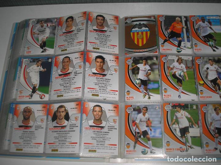 Álbum de fútbol completo: MEGACRACKS 2007- 2008 ALBUM COMPLETO (...MENOS 2 FICHAS INDICES) 07 08 - Foto 14 - 194862988