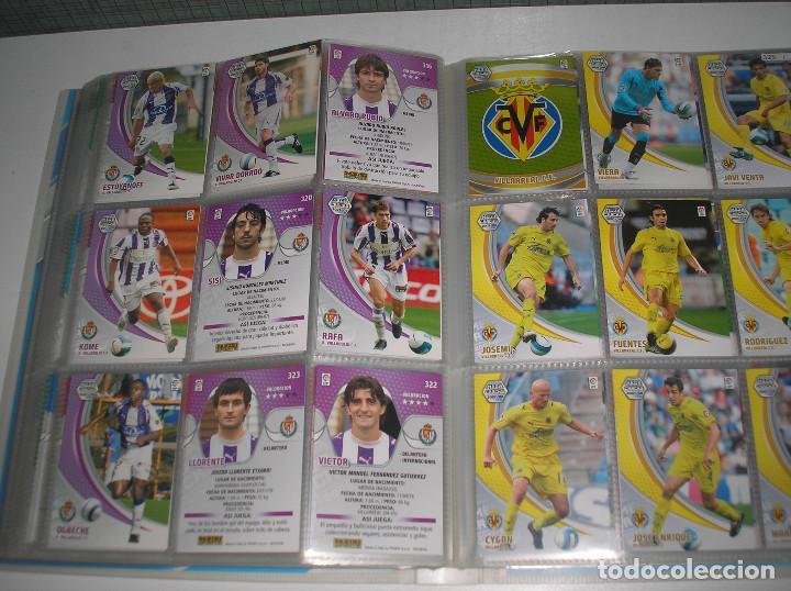Álbum de fútbol completo: MEGACRACKS 2007- 2008 ALBUM COMPLETO (...MENOS 2 FICHAS INDICES) 07 08 - Foto 15 - 194862988