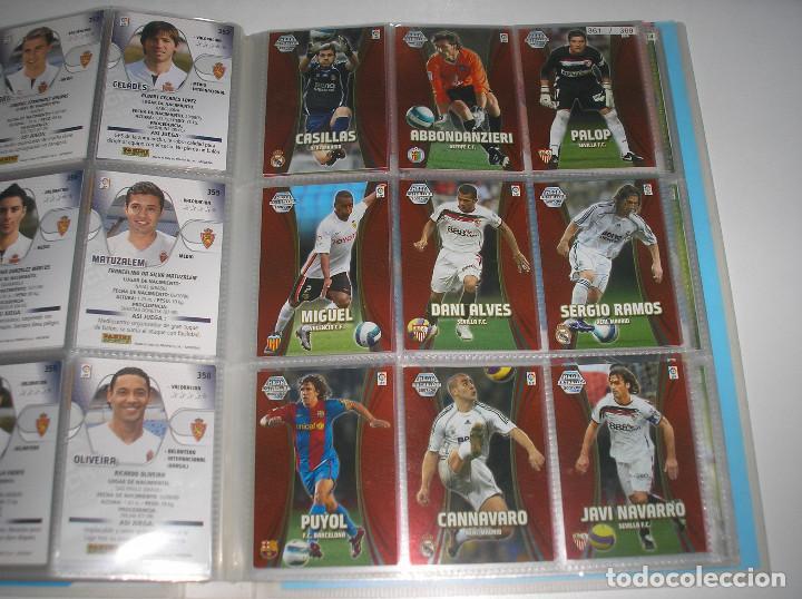 Álbum de fútbol completo: MEGACRACKS 2007- 2008 ALBUM COMPLETO (...MENOS 2 FICHAS INDICES) 07 08 - Foto 16 - 194862988