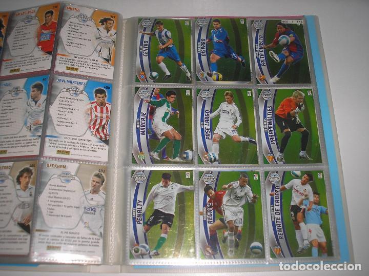 Álbum de fútbol completo: MEGACRACKS 2007- 2008 ALBUM COMPLETO (...MENOS 2 FICHAS INDICES) 07 08 - Foto 19 - 194862988