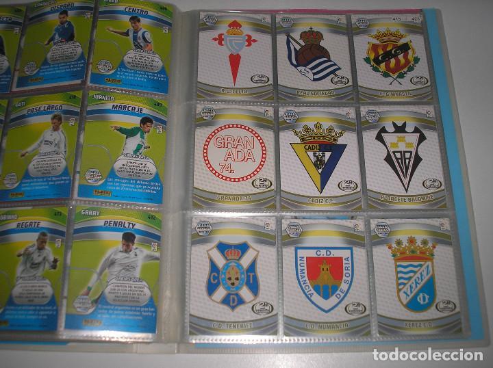 Álbum de fútbol completo: MEGACRACKS 2007- 2008 ALBUM COMPLETO (...MENOS 2 FICHAS INDICES) 07 08 - Foto 20 - 194862988