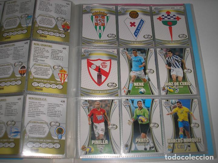Álbum de fútbol completo: MEGACRACKS 2007- 2008 ALBUM COMPLETO (...MENOS 2 FICHAS INDICES) 07 08 - Foto 21 - 194862988