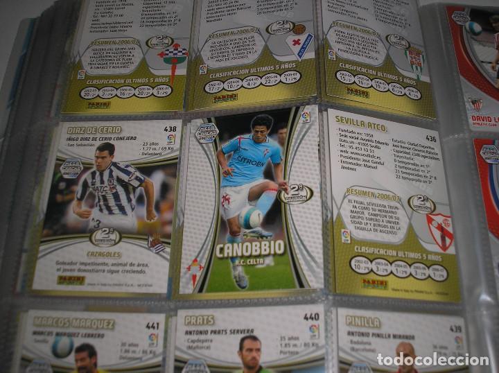 Álbum de fútbol completo: MEGACRACKS 2007- 2008 ALBUM COMPLETO (...MENOS 2 FICHAS INDICES) 07 08 - Foto 22 - 194862988