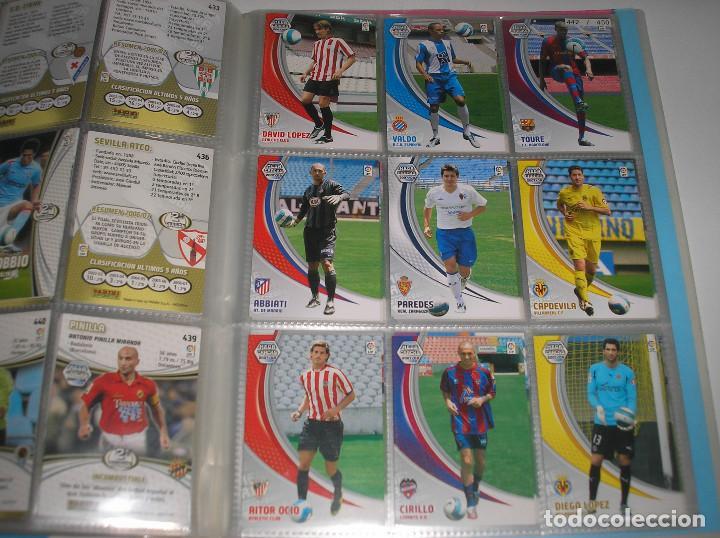 Álbum de fútbol completo: MEGACRACKS 2007- 2008 ALBUM COMPLETO (...MENOS 2 FICHAS INDICES) 07 08 - Foto 23 - 194862988