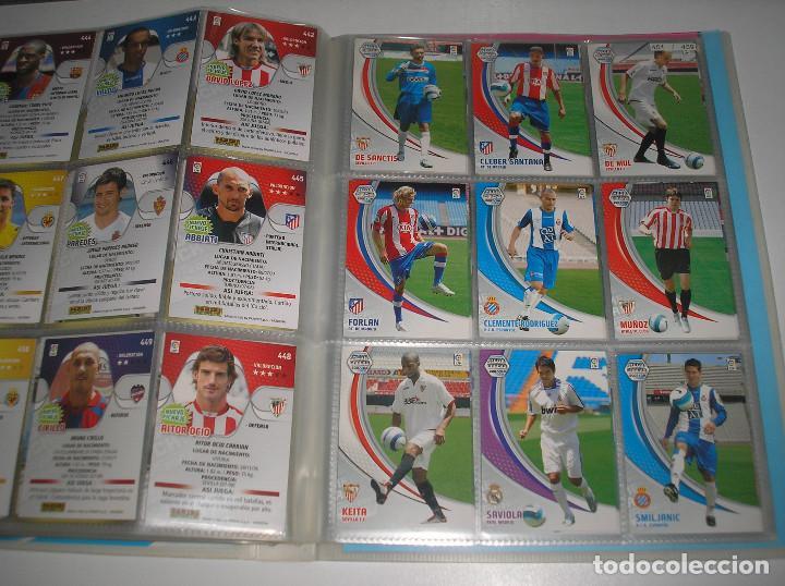 Álbum de fútbol completo: MEGACRACKS 2007- 2008 ALBUM COMPLETO (...MENOS 2 FICHAS INDICES) 07 08 - Foto 24 - 194862988