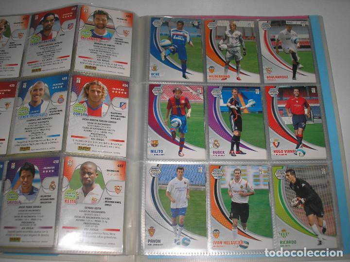 Álbum de fútbol completo: MEGACRACKS 2007- 2008 ALBUM COMPLETO (...MENOS 2 FICHAS INDICES) 07 08 - Foto 25 - 194862988