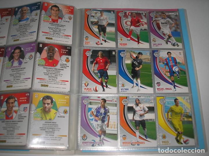Álbum de fútbol completo: MEGACRACKS 2007- 2008 ALBUM COMPLETO (...MENOS 2 FICHAS INDICES) 07 08 - Foto 27 - 194862988