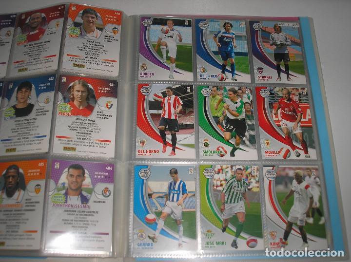 Álbum de fútbol completo: MEGACRACKS 2007- 2008 ALBUM COMPLETO (...MENOS 2 FICHAS INDICES) 07 08 - Foto 28 - 194862988