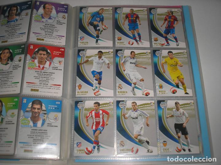 Álbum de fútbol completo: MEGACRACKS 2007- 2008 ALBUM COMPLETO (...MENOS 2 FICHAS INDICES) 07 08 - Foto 29 - 194862988