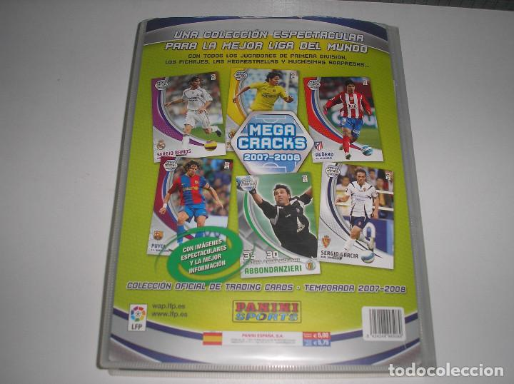 Álbum de fútbol completo: MEGACRACKS 2007- 2008 ALBUM COMPLETO (...MENOS 2 FICHAS INDICES) 07 08 - Foto 31 - 194862988