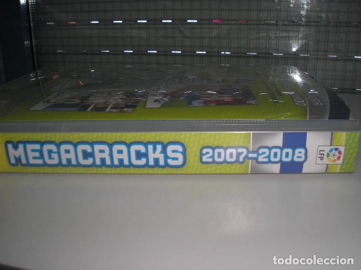 Álbum de fútbol completo: MEGACRACKS 2007- 2008 ALBUM COMPLETO (...MENOS 2 FICHAS INDICES) 07 08 - Foto 32 - 194862988