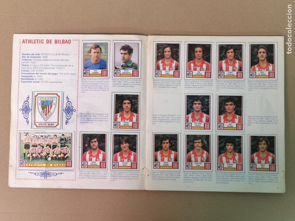 Álbum de fútbol completo: FÚTBOL 83 1° Y 2°DIVISION PANINI - Foto 3 - 194880415