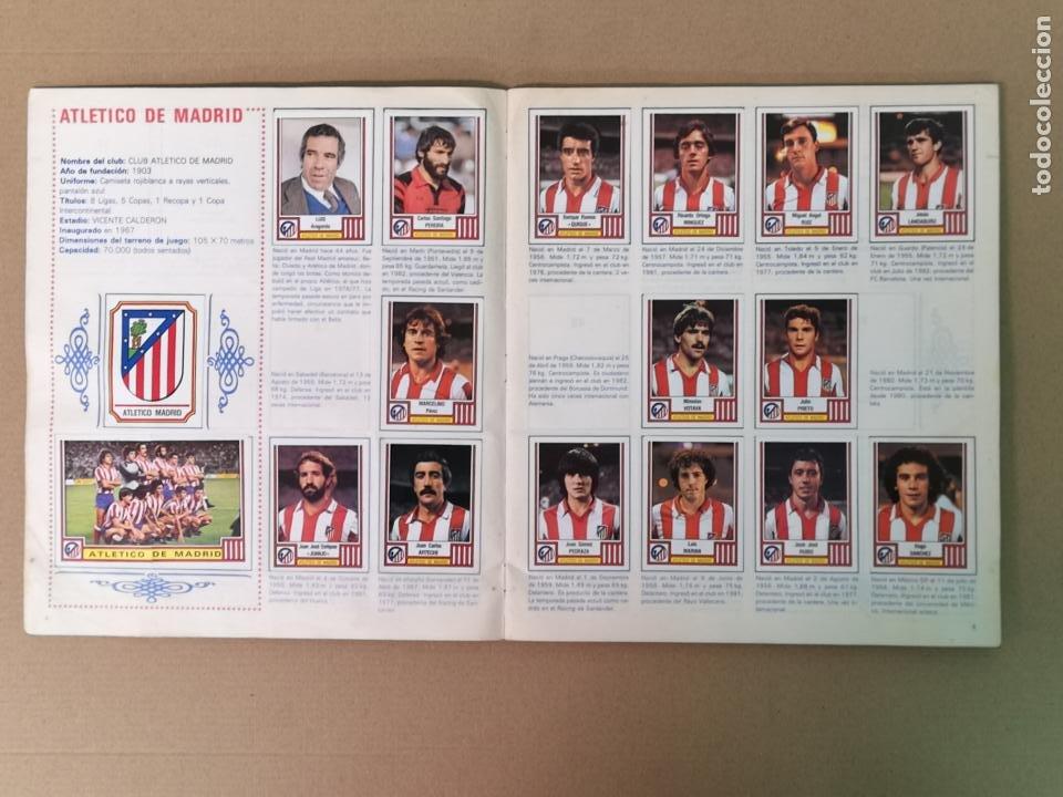 Álbum de fútbol completo: FÚTBOL 83 1° Y 2°DIVISION PANINI - Foto 4 - 194880415