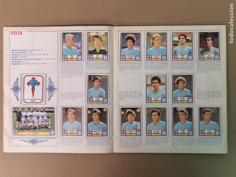Álbum de fútbol completo: FÚTBOL 83 1° Y 2°DIVISION PANINI - Foto 7 - 194880415