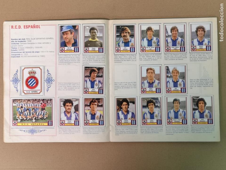 Álbum de fútbol completo: FÚTBOL 83 1° Y 2°DIVISION PANINI - Foto 8 - 194880415