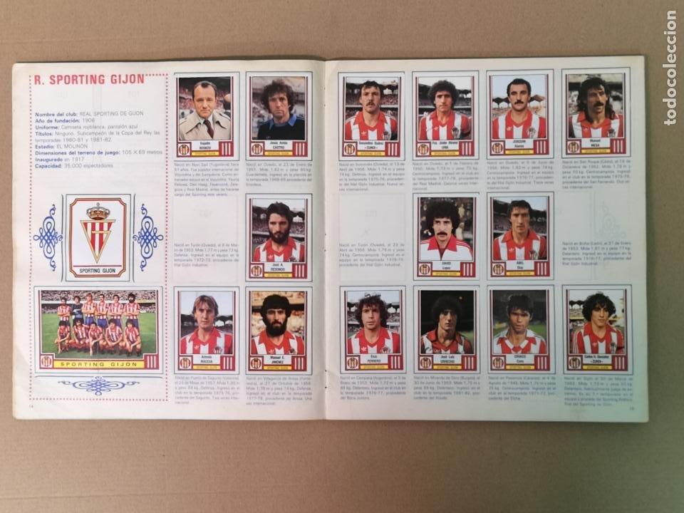 Álbum de fútbol completo: FÚTBOL 83 1° Y 2°DIVISION PANINI - Foto 9 - 194880415
