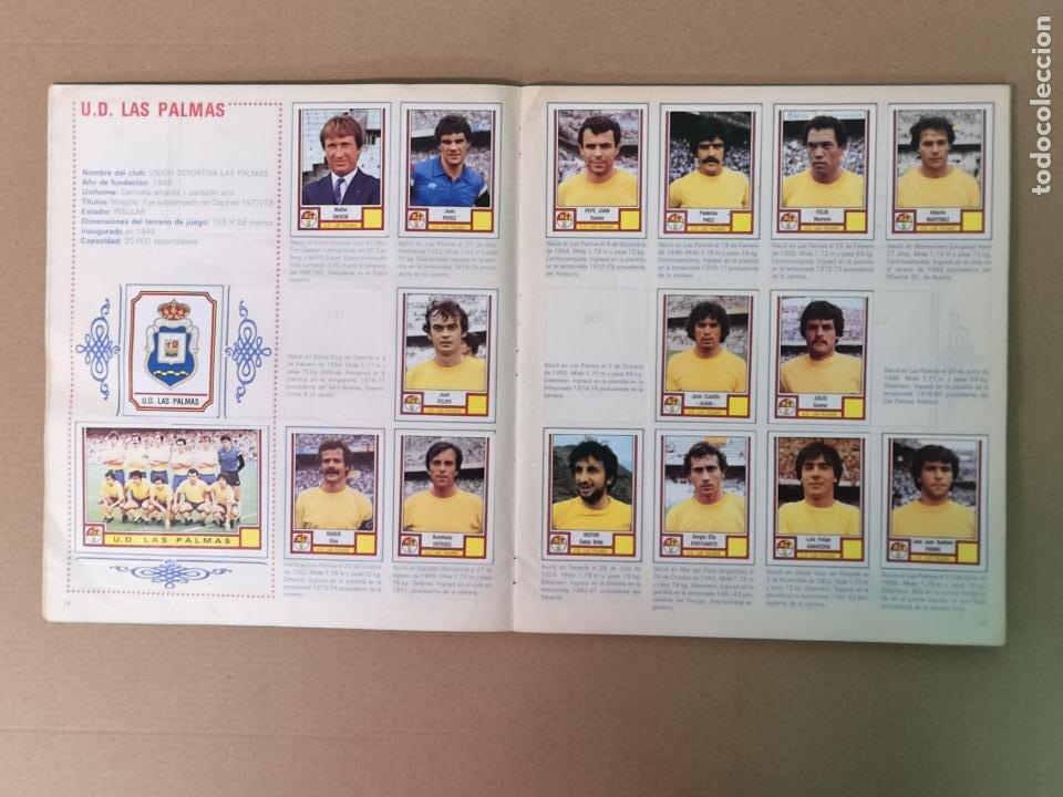 Álbum de fútbol completo: FÚTBOL 83 1° Y 2°DIVISION PANINI - Foto 10 - 194880415