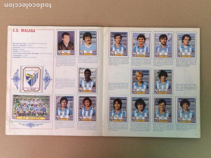 Álbum de fútbol completo: FÚTBOL 83 1° Y 2°DIVISION PANINI - Foto 11 - 194880415